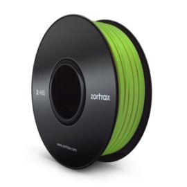 Zortrax Z-ABS filament 1,75mm androide grøn - 800g
