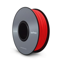Zortrax Z-ULTRAT Filament - 1.75mm - Rød - 800g